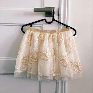 Girls Tulle Skirt (nwt)